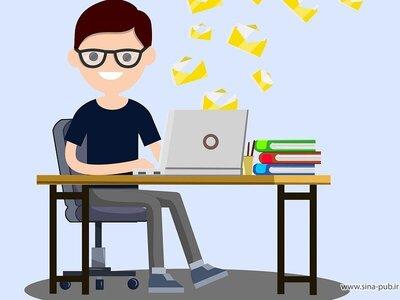 آموزش مرحله به مرحله سابمیت مقاله به صورت آنلاین