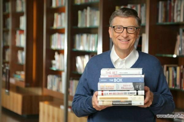 کتابهای پیشنهادی «بیل گیتس» و «زاکربرگ»
