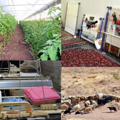 منابع کارشناسی ارشد و دکتری رشته توسعه کشاورزی