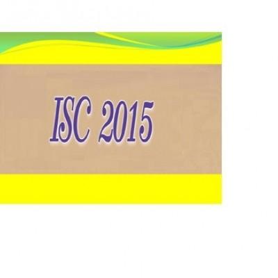ﻟﯾﺳت ﻣﺟﻼت ISC 2015