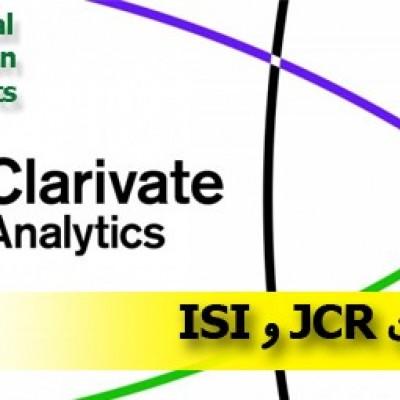 تفاوت ای اس ای ISI و جی سی ار JCR چیست؟